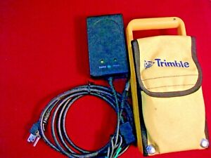 Trimble Cowbell Battery W charger Gps Geo Leica Topcon Sokkia R8 R7 5800 5700 Ag