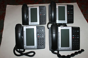 Lot Of 4 Mitel 5330 Business Office Ip Phone 50005804