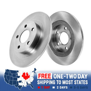 For 300m Intrepid Lhs Vision Concorde Rear 270 Mm Quality Brake Rotors