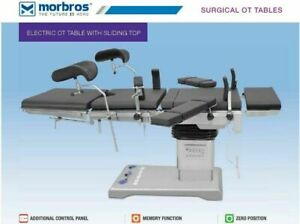 Electric Ot Table Operation Theater Table With Sliding Top Model 1204 Advance