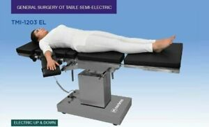 Semi Electric Operation Theater Surgical Table General Surgery Ot Table Advance