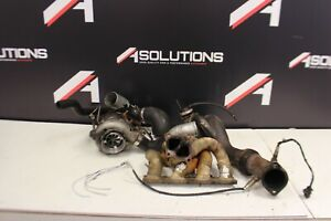 Garrett Gtx3582r Turbo Kit 08 15 Mitsubishi Evo X 10 Manifold Dp 94 Ex 60 In
