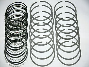 Ford 289 302 Chevy 327 350 Cu In 030 Oversize Piston Rings