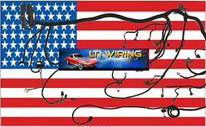 Ls Wiring Harness Stand Alone Modification For Ls Cable Throttle Body U S A