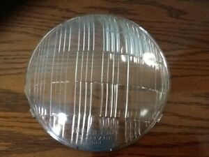 Vintage 1920 S 30 S 40 S Domed Headlight Lens Glass Antique 6 1 2 Inside 7 Out