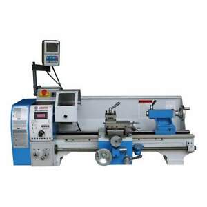 Weiss Variable Speed 10 X 22 Benchtop Brushless Metal Lathe Digital Dro
