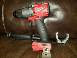 Milwaukee Fuel M18 2804 20 1 2 inch Cordless Brushless Hammer Drill Tool Only