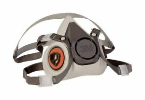 3m 6300 Half Face Respirator Large W 2071 Filters Us Stock F7lh23