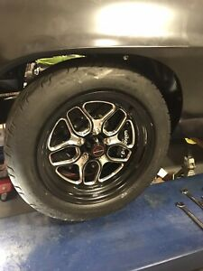 Billet Specialties Winlite Win Lite Wheels Rims And Mickey Thompson Tires
