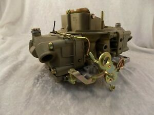 Holley 3613 1966 Chevelle 396 375 Hp Carburetor Restored 662 Date