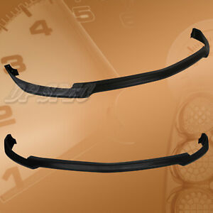 Type Cs Polyurethane Pu Front Bumper Lip Spoiler For 05 09 Ford Mustang V8 Fits 2006 Mustang
