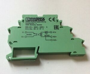 Phoenix Contact Dek ov 24dc 24dc 3 Terminal Block Lot Of 13