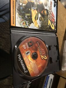 PS2 ATV Offroad Fury 2 (Sony PlayStation 2  2002) Includes Manual