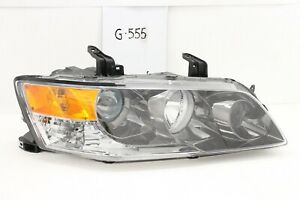 New Oem Mitsubishi Lancer Evolution 2006 Xenon Headlight Head Light Lamp Rh Nos