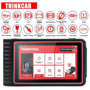 Automotive All Systems Scanner Ecu Coding Tpms Programming Diagnostic Scan Tools