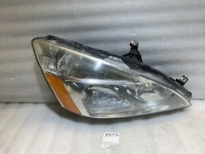 2003 2004 2005 2006 2007 Honda Accord Oem Headlight Right Passenger