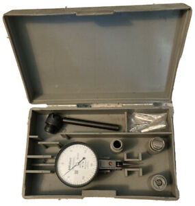 Mitutoyo Japan 513 472 Dial Test Indicator 0005 Machinist Tool Maker Box Find