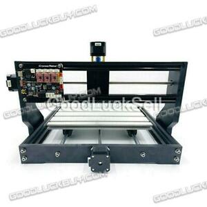 Cnc 3018 Pro Machine Router 3axis Engraving Pcb Wood Diy Mill 5500mw Laser Head