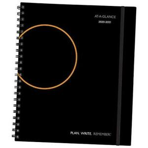 Academic Planner 2020 2021 At a glance Weekly Monthly Appointment Book 8 3 4