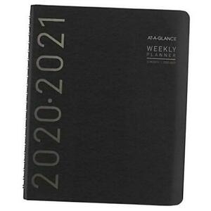 Academic Planner 2020 2021 At a glance Weekly Monthly Planner 8 1 4 X 11