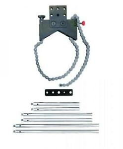 Starrett S668a Shaft Alignment Clamp Set Without Case New