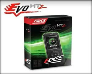 Edge Evo Ht2 Performance Hand Held Tuner With Pcm Swap For Dodge Ram 1500 2018