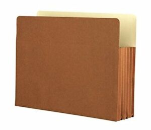 The File King Accordion Expanding File Folder Letter Size Box Of 10