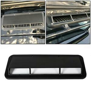 For 78 95 Jeep Cj Yj Base Ram Air Vent Hood Scoop Air Induction 13307 01