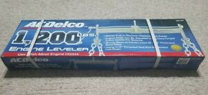 Acdelco 1 200 Lbs Engine Leveler Sturdy Beam Use With Most Engine Hoists 34134