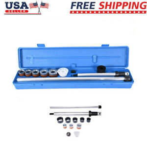 Universal Engine Camshaft Cam Bearing Installation Insert Removal Tool Kit