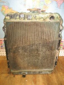 John Deere 950 Radiator And Cap Ch19293 Ch18207