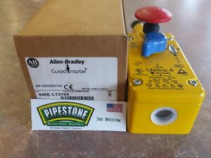 440e l13155 Allen Bradley Emergency Stop Safety Cable Pull Switch Nib