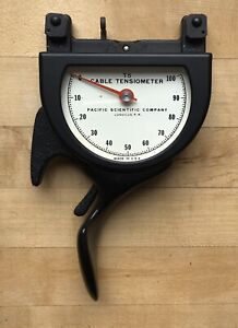 Pacific Scientific T5 Aircraft Cable Tensiometer T5 8003 209 00 200
