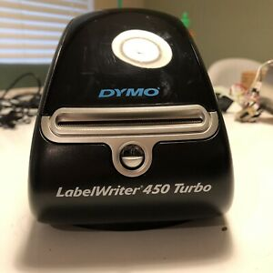 Dymo Label Writer 450 Turbo W Power Cord Model 1750283