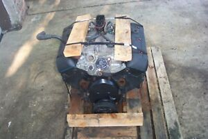 97 Gm 4 3l Vortec Long Block Engine 030 Over 010 010 Crank