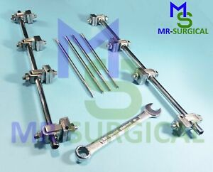 Surgical External Fixator Clamp Set 5 0 Mm Orthopedics Surgical Instruments