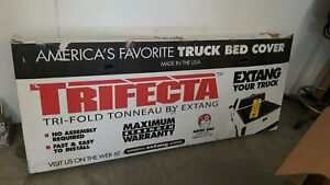 Tonneau Trifecta 2 0 Extang 92425 Tri Fold Truck Bed Cover Dodge Ram 5 7 44425