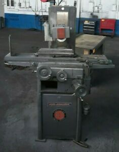 Reid Rollerway 7 Surface Grinder 6x18 Table Magnetic Chuck 17 Travel 230v 1hp