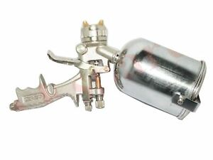 Paint Spray Gun Used With Air Compressor Steel 500 Ml Cup Ca