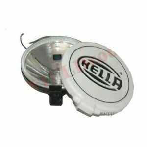 Universal Hella Comet 500 Driving Lamp White Spot Light With Cover Bulb ca