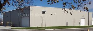 Durobeam Steel 80x150x16 Metal Building Commercial Workshop Made To Order Direct