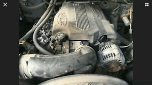 8 1 Liter Engine Motor L18 Gm Chevy Complete Drop Out Ls Swap