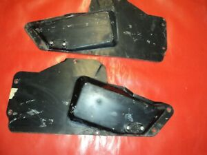 Corvette 1968 1969 1970 1971 1972 1974 1975 1976 1977 Large Door Access Plates