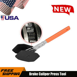 Ratchet Brake Piston Wrench Spreader Caliper Pad Install Tool Press Portable Us