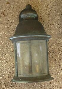 Vintage Old Sconce Porch Wall Light Fixture