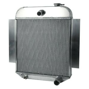 For Chevy Fleetmaster 42 48 Afco Street Rod Performance Radiator W Fan