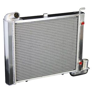For Chevy Corvette 63 72 Dewitts Direct Fit Pro Series Aluminum Radiator