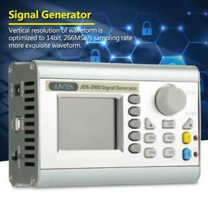 Jds2900 15 60mhz Dual channel Dds Function Arbitrary Waveform Signal Generator