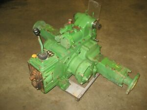 John Deere 950 Differential Transmission complete Ch19236