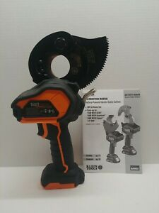 Klein Tools Bat20 g7 Battery operated Cu al Open jaw Cable Cutter